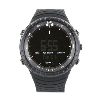 Suunto Core All Black Military Mens Outdoor Sports Watch   SS014279010