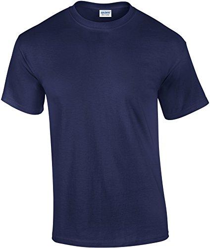 Courtes À Homme Gildan Blau Metro T Manches shirt xqWqwnzTUI