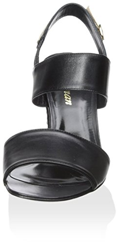 Delman Adria Donna US 10 Nero Sandalo