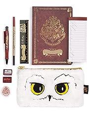 Harry Potter Stationery Set A5 Hogwarts Book Hedwig Supplies kit One Size