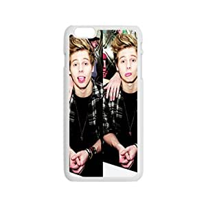 Funny young man Cell Phone Case for iPhone 6