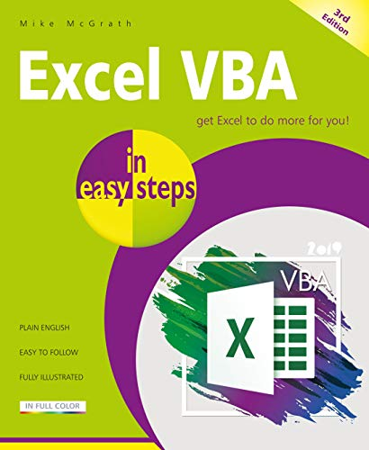 Excel VBA in easy steps (C Programming Easy Steps)