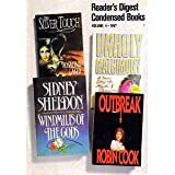 img - for Readers Digest Condensed Books Volume 4 1987, The Silver Touch, Windmills of The Gods, Unholy Matrimony, Outbreak book / textbook / text book