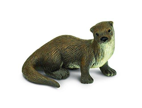 Safari Ltd Wild Safari North American Wildlife River Otter ()