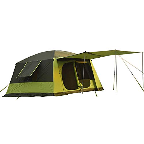 Ma Pengfei Outdoor Tent 5 People, 8 People, 12 People, Two Rooms, one Room, Anti-Storm, Wind and Wind