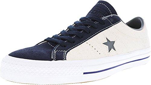 Converse Shoe One Obsidian White Unisex Star White PxqPgwHvF