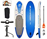 PathFinder Inflatable SUP Stand Up Paddleboard Set 9' 9' (5' Thick)