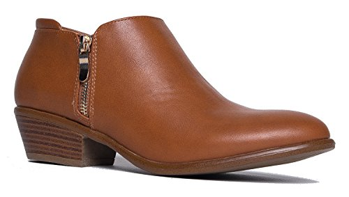 Low Western Bootie 9 B(M) US