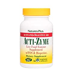Nutritional Support for Healthy Digestion and Overall Well-BeingActi-Zyme is a revolutionary formula that addresses three important areas of digestion enzyme activity, probiotic balance and nutrient bioavailability. Each fast-acting capsule s...