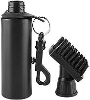 Golf Club Brush, Groove Cleaner Brush Professional Water Dispenser Cleaner Detachable Head Portable Brush