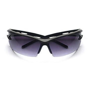 EDSWXT Gafas De Montar Gafas De Sol Unisex Al Aire Libre ...