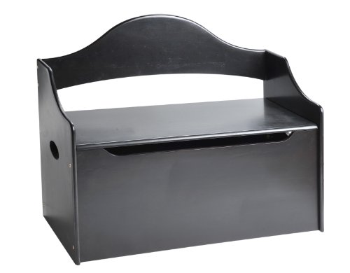 Gift Mark Toy Box with Arched Back by Gift Mark