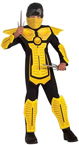 Ninja Kids Costume - Medium