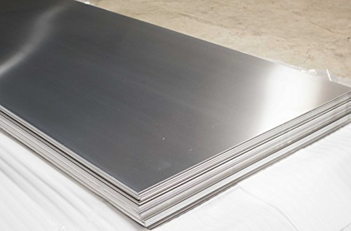 (1 PC Stainless Steel Wall Panel 24Gax48