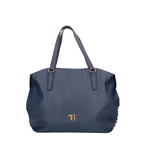 Azul Mujer Trussardi Jeans Tu Bolsa 75b00447 FZwIAq