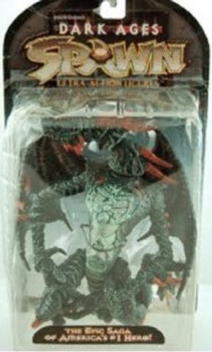 Spawn Dark Ages-the Horrod Action Figure by MCFARLANE TOYS [並行輸入品] B00S5VBFFA