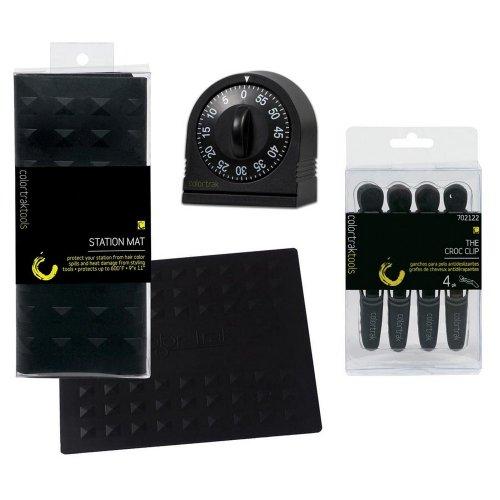 Colortrak Tools Kit - Includes Croc Clip, Mat, (Colortrak Tools)