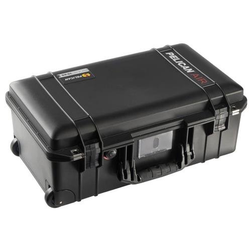 Pelican Air 1535 Case With Foam (Black) by Pelican