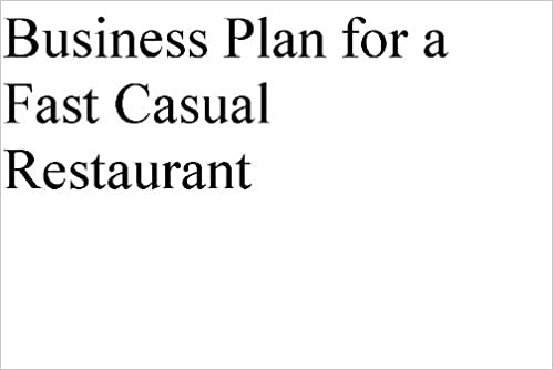Business Plan for a Salad Restaurant (Professional Fill-in-the ...
