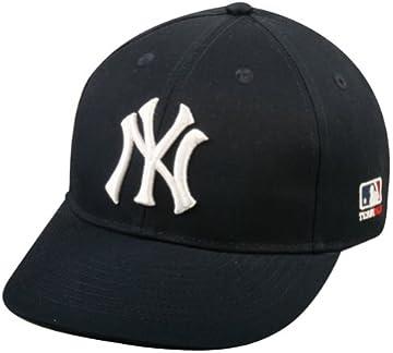 4a205bb102db2 Youth FLAT BRIM New York Yankees Home Navy Blue Hat Cap MLB Adjustable