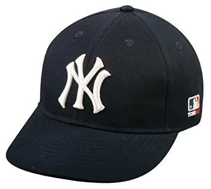 Amazon.com   Youth FLAT BRIM New York Yankees Home Navy Blue Hat Cap ... 02ce5fa87