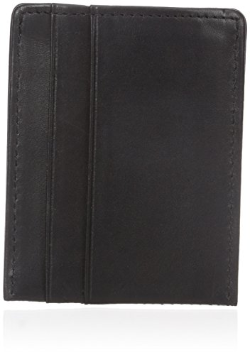 dopp-mens-regatta-front-pocket-magnetic-money-clip-slim-minamalist-wallet-black-one-size