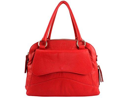 main Plusieurs à sac marque ines Rouge sac Coloris sac couleurs cuir sac cuir main sac a cuir plusieurs ines Ines cuir Chlo femme souple ines Chloly sac Sac Clair Italie cuir ines 7wXB7q