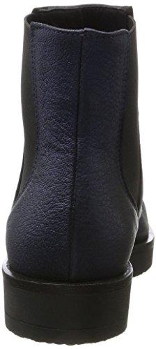 LiliMill Damen Poesia Chelsea Boots Blau (Notte)