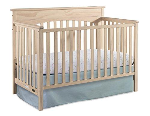 Graco Lauren 4-in-1 Convertible Crib in Whitewash