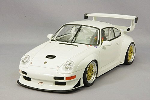1/18 ポルシェ 911 (993) GT2 エヴォリューション(ホワイト) GTS075