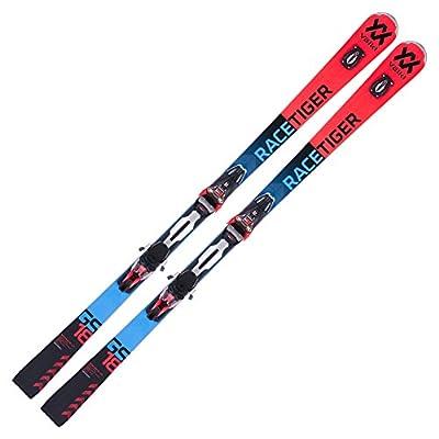 Volkl 2018 Racetiger GS UVO Skis w/rMotion Bindings