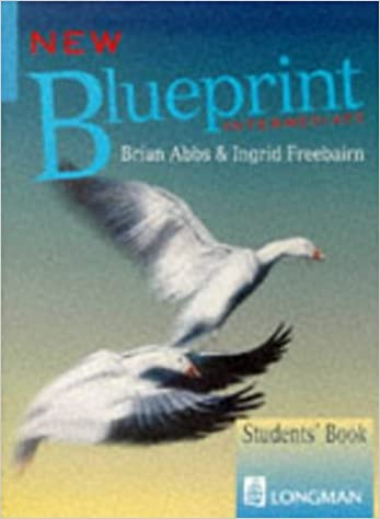 New blueprint intermediate students book brian abbs ingrid new blueprint intermediate students book brian abbs ingrid freebairn 9780582258303 amazon books malvernweather Images