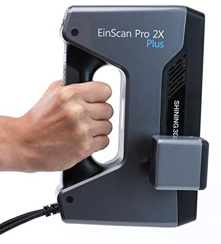 Einscan Pro 2X Plus Multi-Functional 3D Scanner with Color Pack