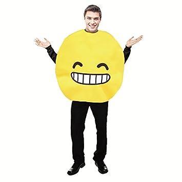 Disfraz Emoti Risas Adulto(M): Amazon.es: Juguetes y juegos