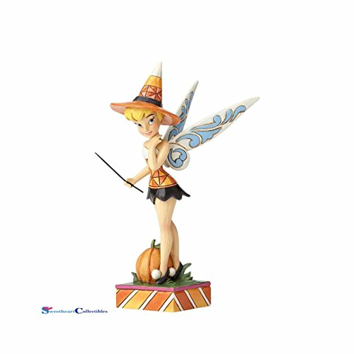 Halloween Tinkerbell (Jim Shore Disney Traditions by Enesco Halloween Tinker Bell 4057949)