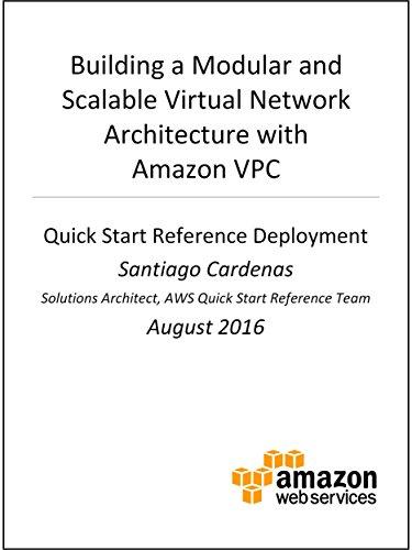 Amazon VPC Architecture (AWS Quick Start)