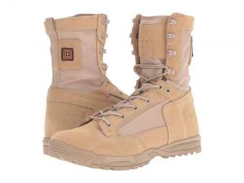 5.11 Tactical(ファイブイレブンタクティカル) メンズ 男性用 シューズ 靴 ブーツ 安全靴 ワーカーブーツ Skyweight Boot Coyote [並行輸入品] B07DNPWZKL 13 M