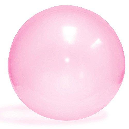 WUBBLE The Amazing Tear-Resistant Super Bubble Ball - Pink
