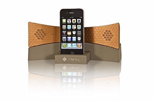 Native Union Honeycomb Bluetooth Speaker and Handset - MM04I-TCO-ST - Taupe Copper