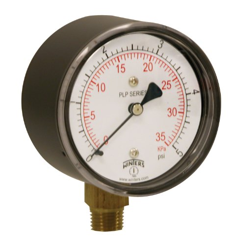 winters-plp-series-steel-dual-scale-low-pressure-gauge-with-brass-internals-0-5-psi-2-1-2-dial-displ