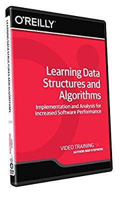 Learning Data Structures and Algorithms - Training DVD