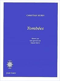 Tombées par Christian Hubin