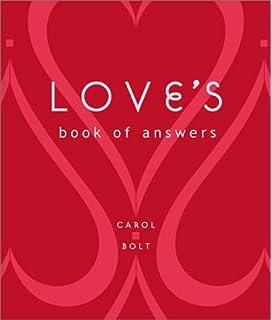 The Book Of Answers Carol Bolt 9780786865666 Amazoncom Books