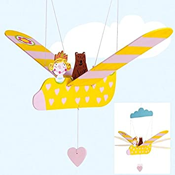 Matches21 Fliegende Prinzessin Holz Laubsägevorlage Din A4