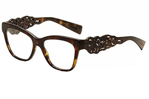 Eyeglasses Dolce & Gabbana DG 3236 502 DARK - And Frames Gabana Dolce