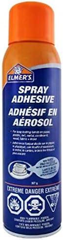 [Amazon.ca] Elmer's 60451 All Purpose 397g (14 Oz.) Spray Adhesive