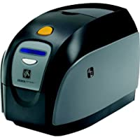 Zebra Technologies Corporation - Zebra Zxp Series 1 Single Sided Dye Sublimation/Thermal Transfer Printer - Color - Desktop - Card Print - Auto Feed - 100 Card Feeder, 50 Card Output Hopper - 7.2 Second Mono - 30 Second Color - 300 Dpi - Usb - Lcd Product Category: Printers/Label/Receipt Printers