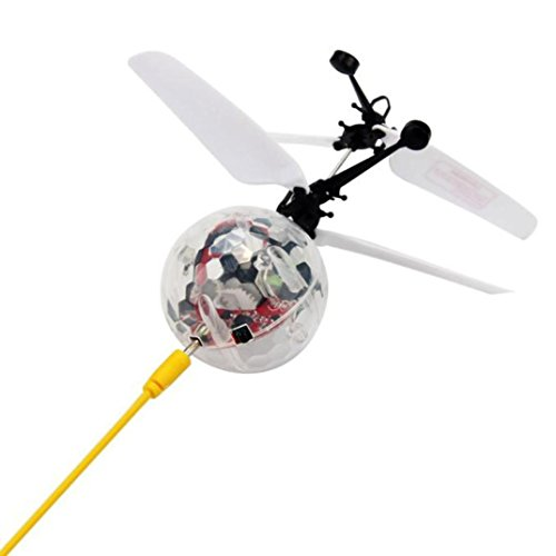 [RC Toy EpochAir RC Flying Ball, KOOZIMO Infrared Induction Mini Aircraft Flashing Light Remote Toys For] (Mini Me Baby Costume Uk)