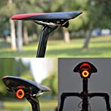 SHANREN Smart Bike Tail Light, Ultra Bright Rear