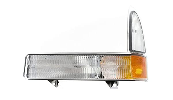 Ford OEM Driver Left Side Parking Lamp 2C3Z-13201-AA Factory 2001-2005